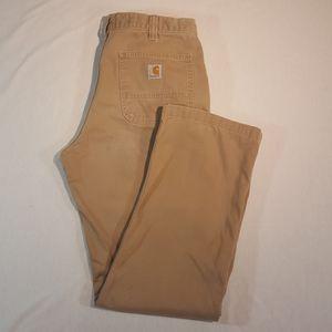 Carhartt Carpenter Work Pants 36 x 34*